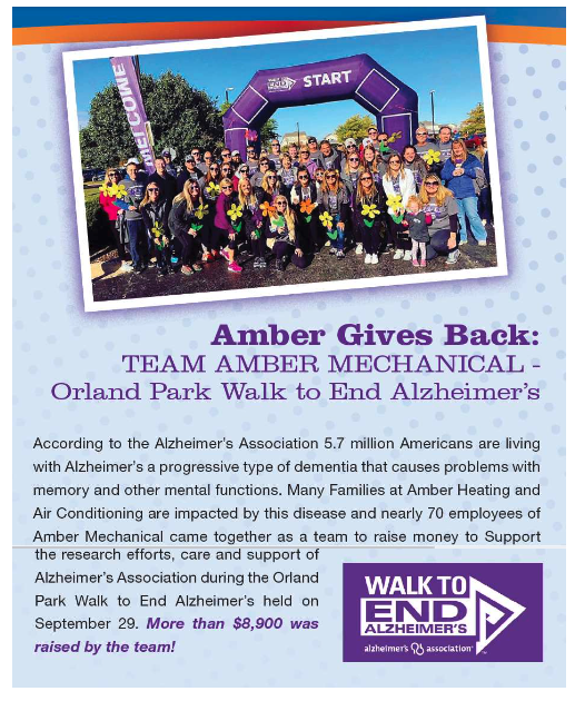 Walk to End Alzheimer's Photo 1